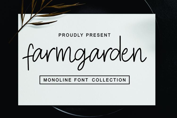 farmgarden Font