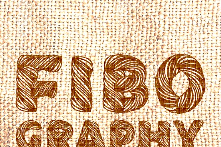 Fibography Font