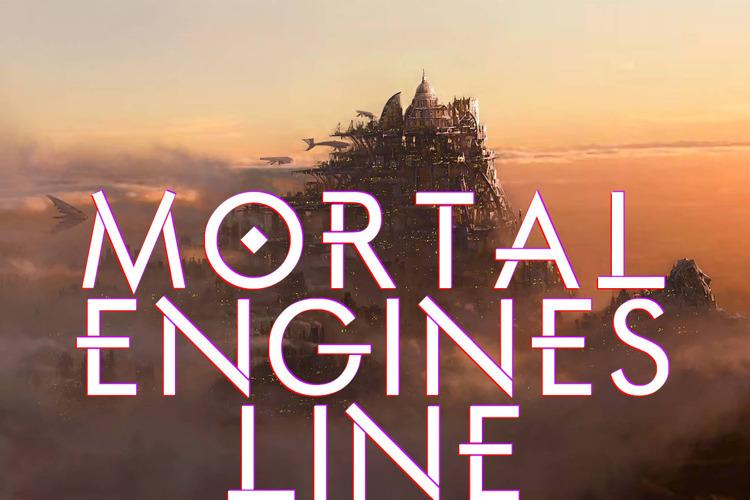 Mortal Engines Line Font