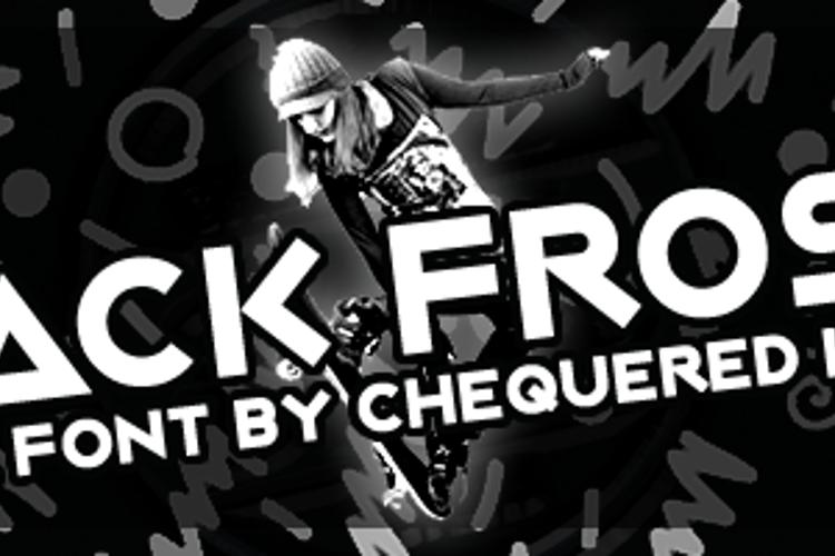 Jack Frost Font