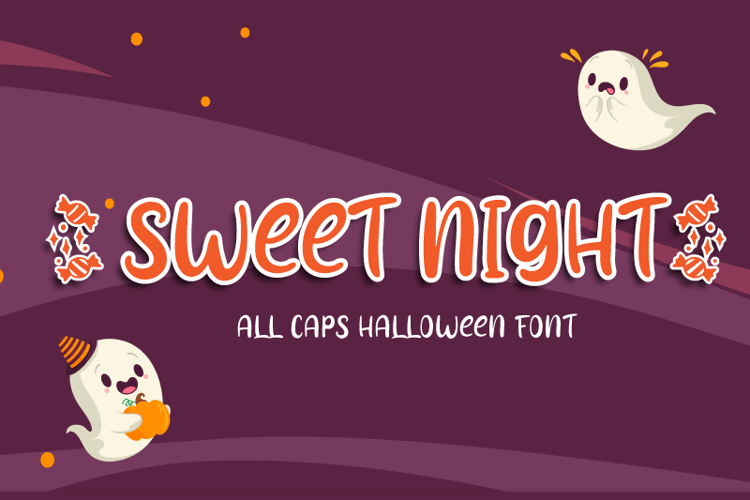 Sweet Night Font