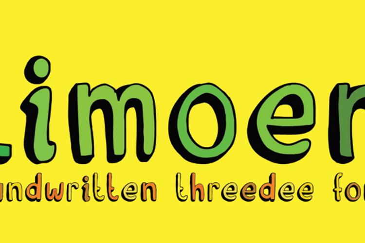 DK Limoen Font