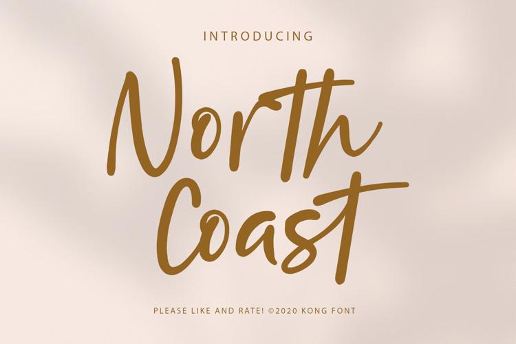 North Coast Font