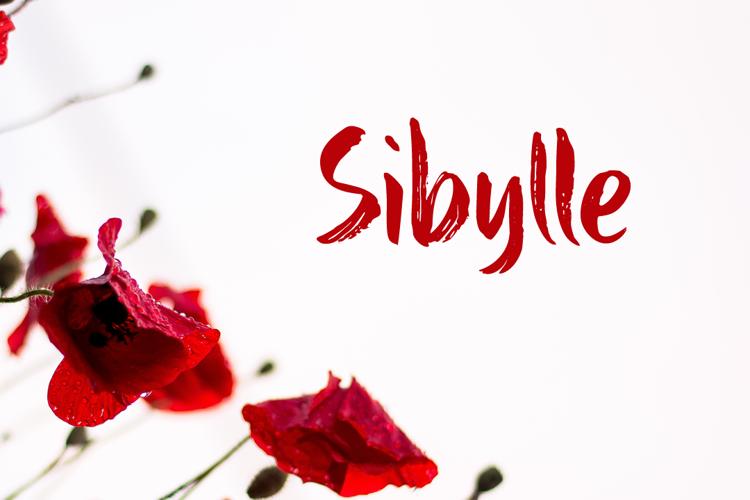 Sibylle DEMO Font