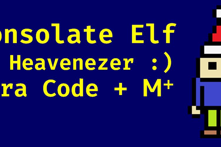 Consolate Elf Font
