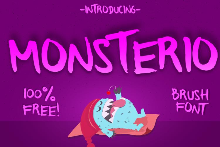 Monsterio Font