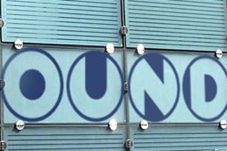 Roundel Font