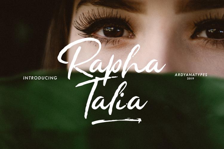 Rapha Talia Font