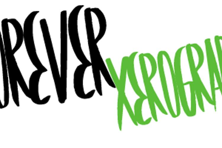 FriendsForever Font