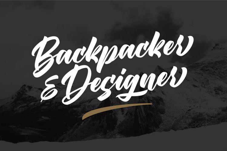 Billbreak Font
