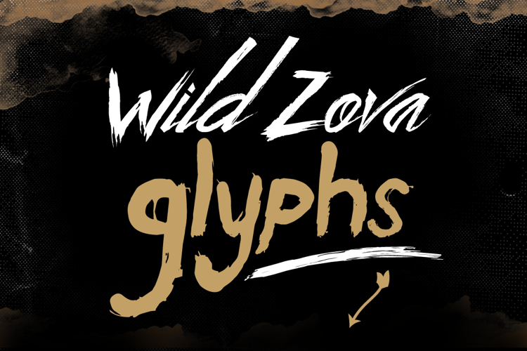 Wild Zova Free Font