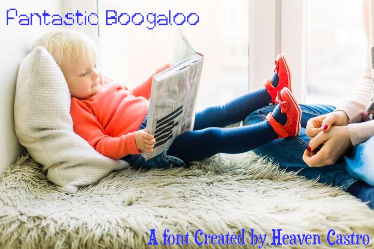 Fantastic Boogaloo Font