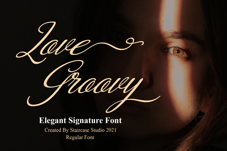 Love Groovy Font