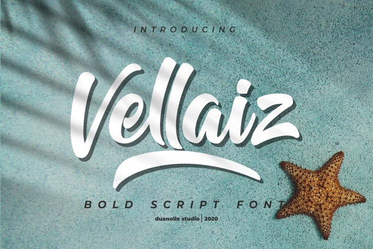 Vellaiz Font