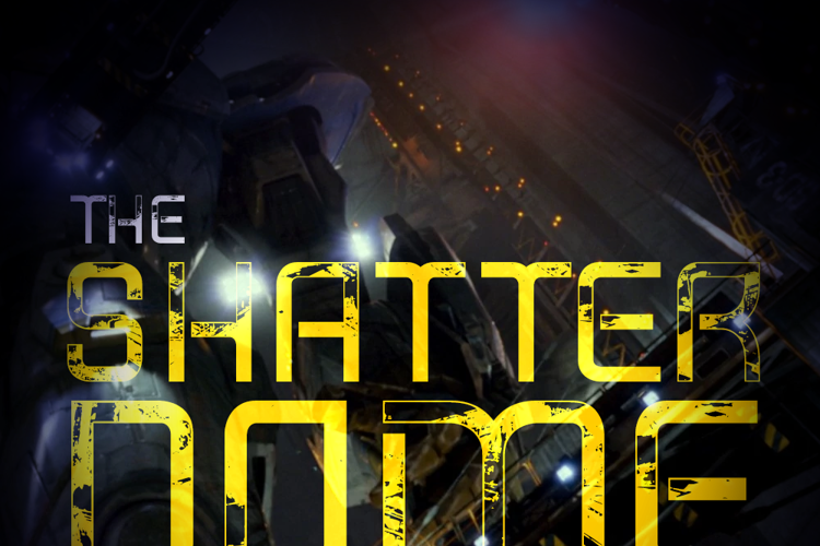 Shatterdome Font