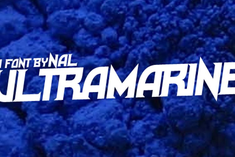 Ultramarine Font