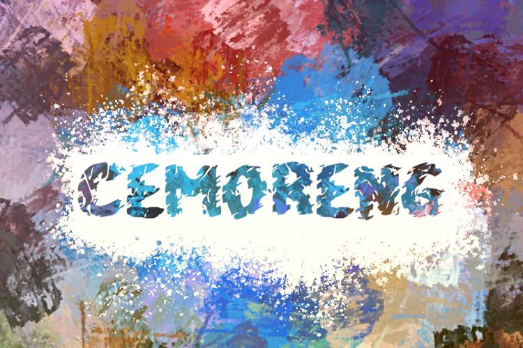 c Cemoreng Font