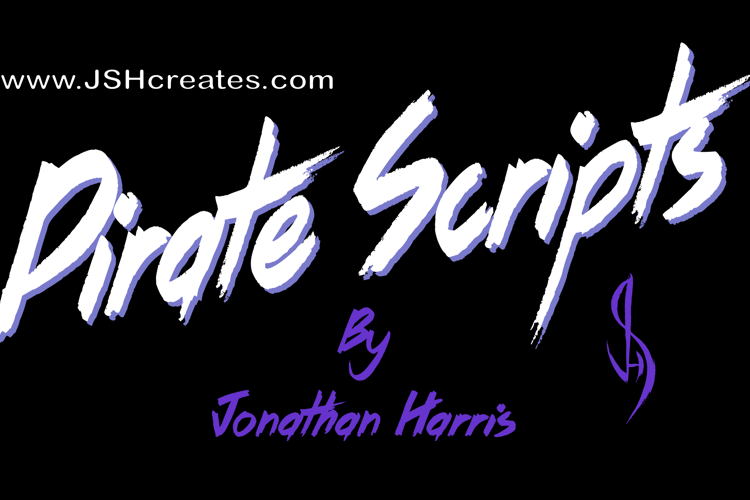 Pirate Scripts Font