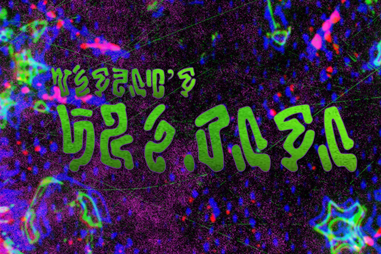 Zombese Font