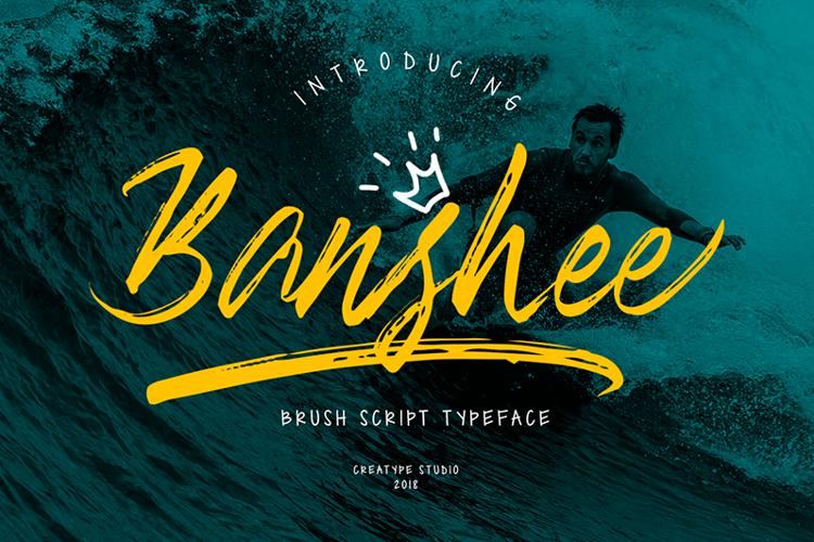 Banshee Font
