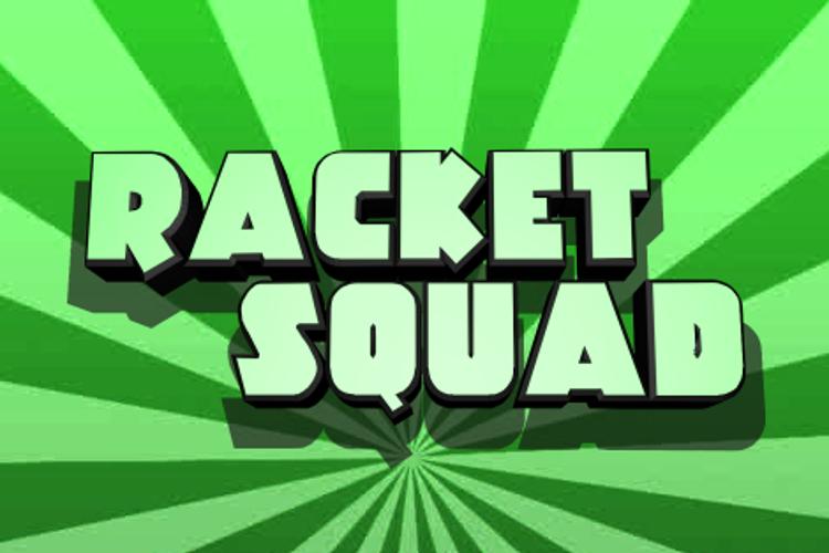 Racket Squad Font