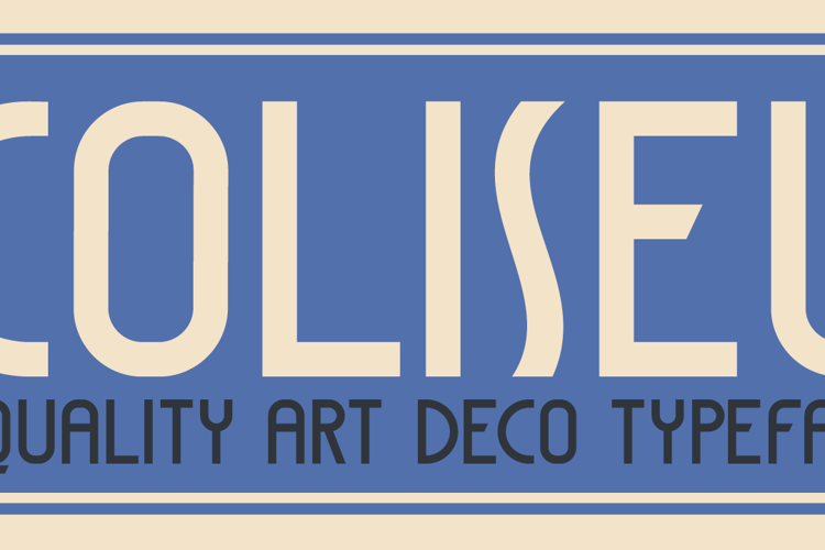 DK Coliseu Font