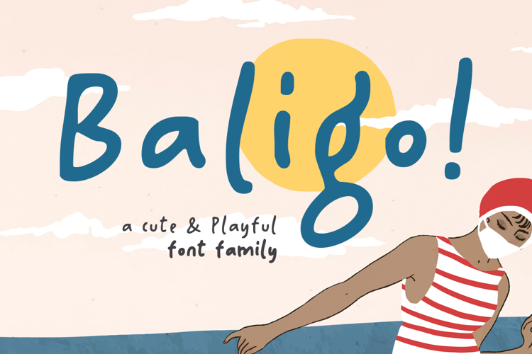 Baligo Font