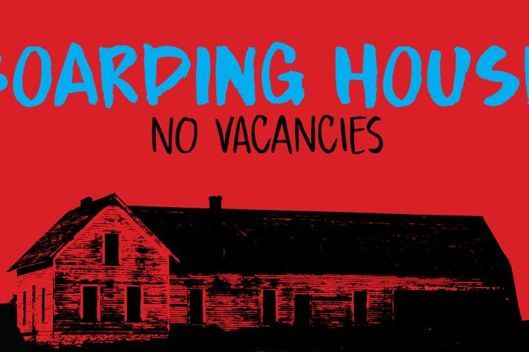 DK Boarding House I Font