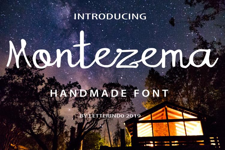 Montezema Font