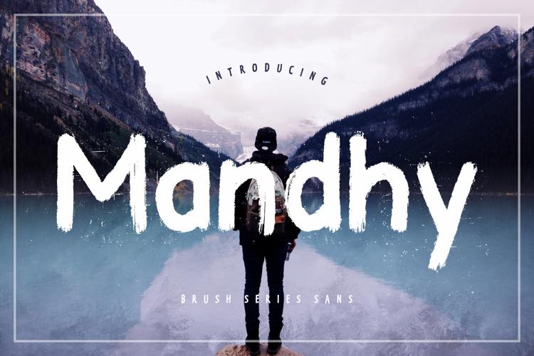 Mandhy Font