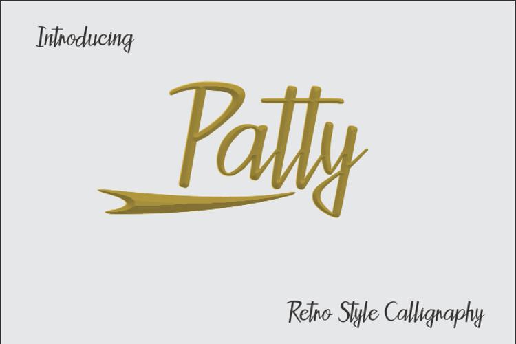Patty Font