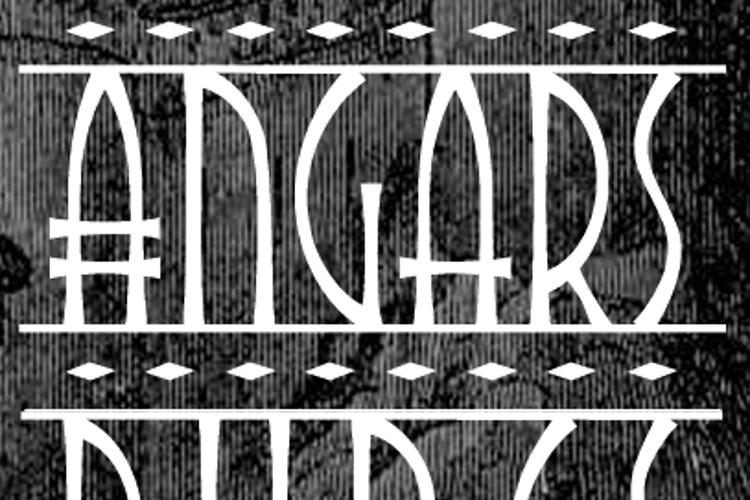 Angars Runes Font