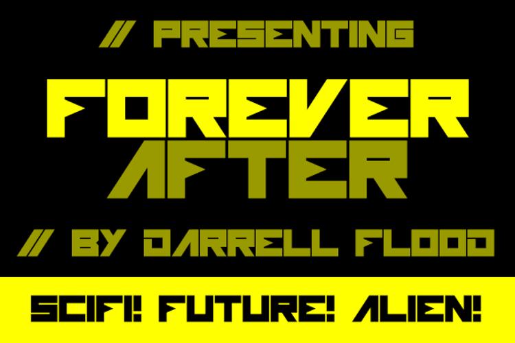 Forever After Font