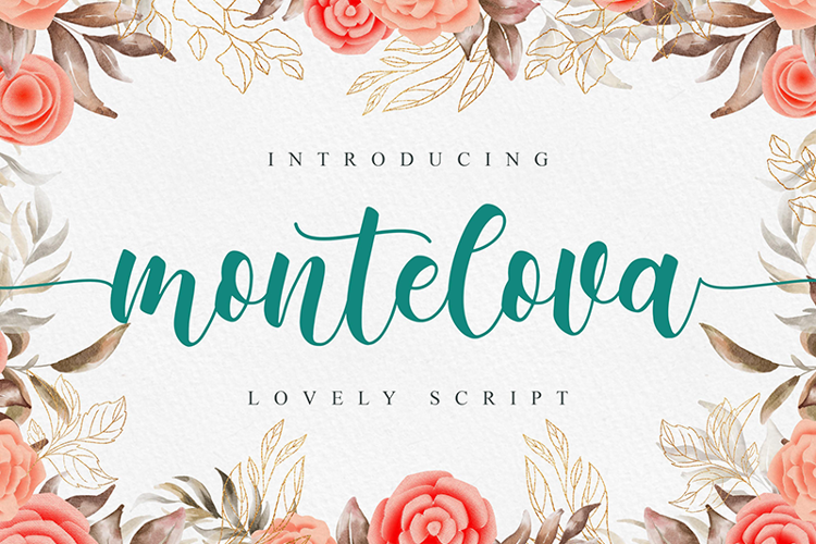 Montelova Font