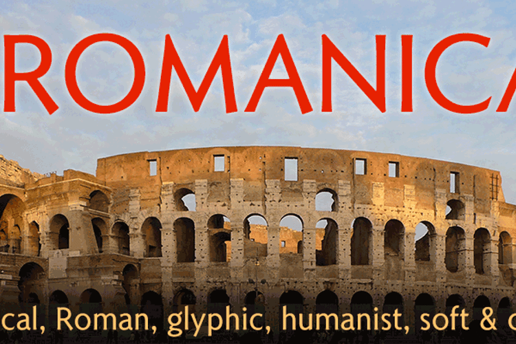 Romanica Font