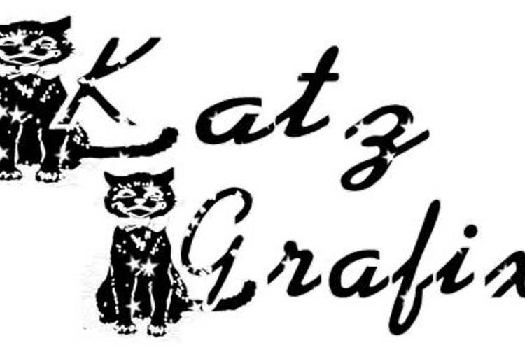 KG BLACKAT Font