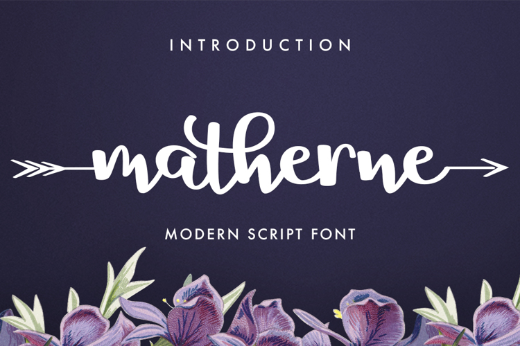 matherne Font