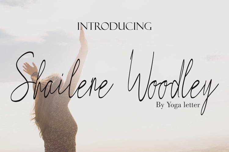 Shailene Woodley Font