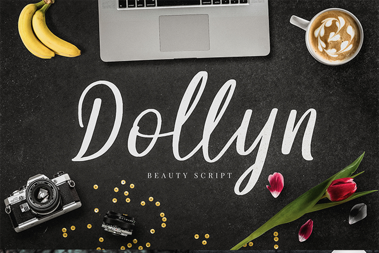 Dollyn Script Font