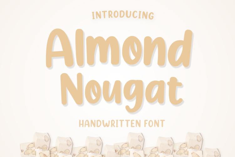 Almond Nougat Font