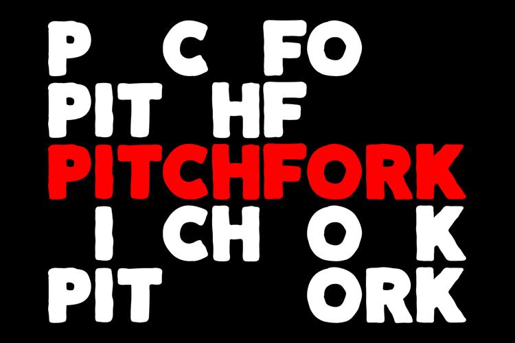 PITCHFORK Font