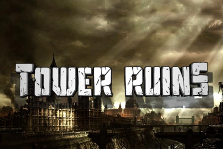 Tower Ruins Font