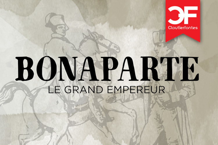 NapoleonDemo Font