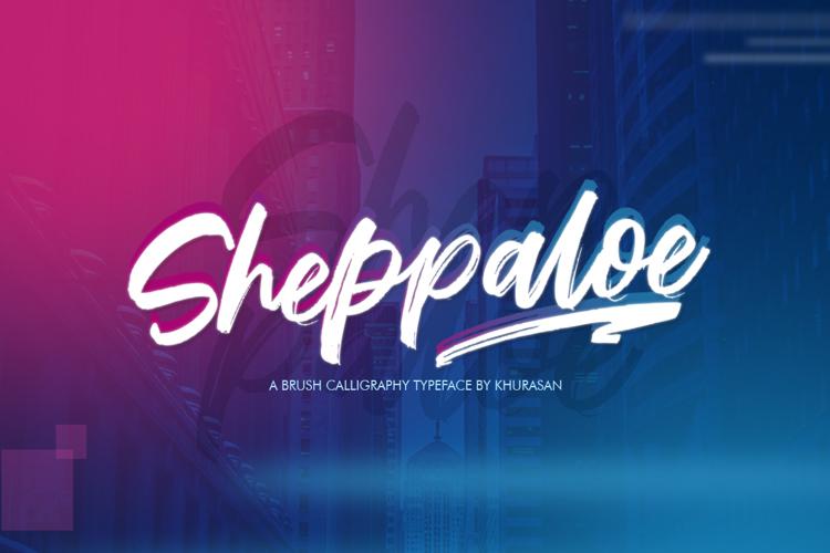 Sheppaloe Font