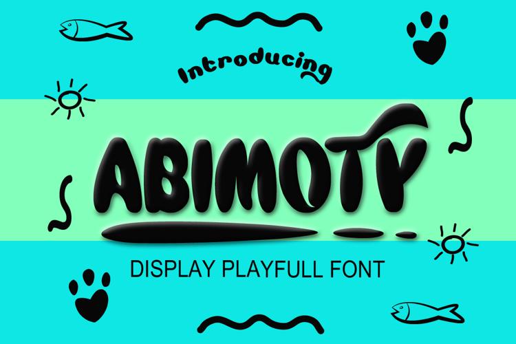 Boomboom Font
