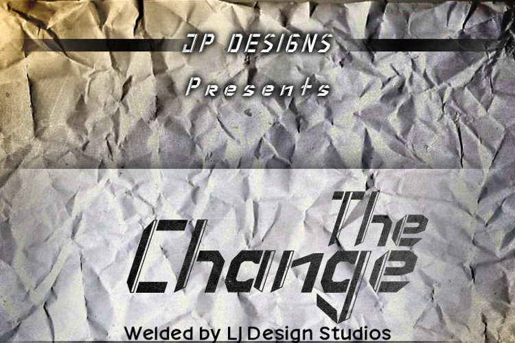 The Change Font