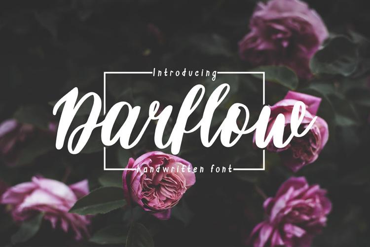 Darflow Font