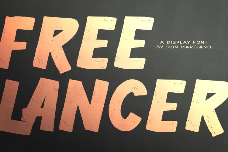 Freelancer Font