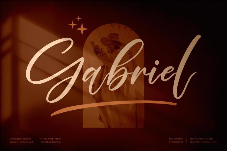 Gabriel Font