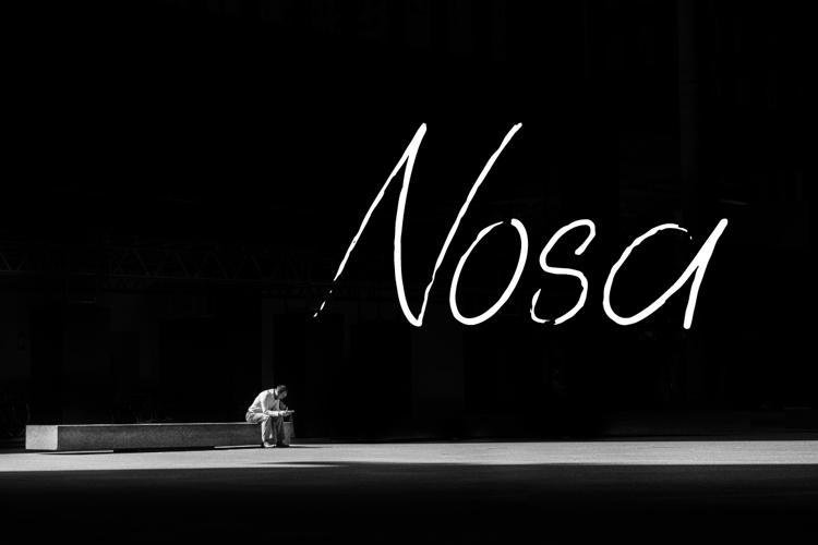 Nosa Font